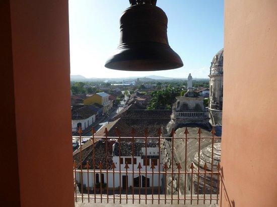 Iglesia de La Merced: Bell tower
