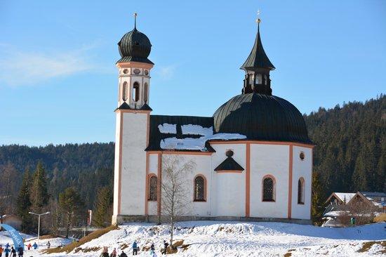 Seekirchl St. Oswald Seefeld