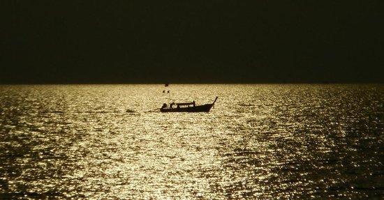 Long Beach Chalet : Long Boat