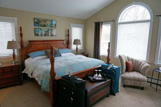 The Cranford Inn: Guest room