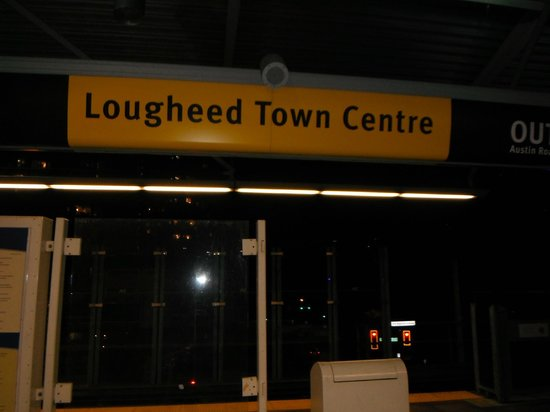 SkyTrain: Signage for Stations