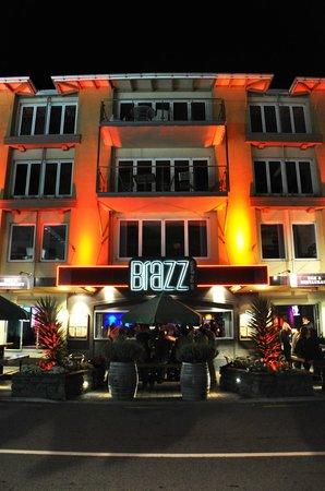 Brazz Steakhouse & Bar: Brazz Front