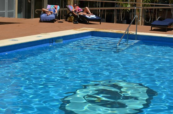 Parmelia Hilton Perth : Swimminpool @ Parmelia Hilton, Perth, WA