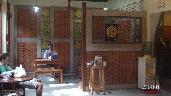 Cozy Bangkok Place Hostel : Kitchen