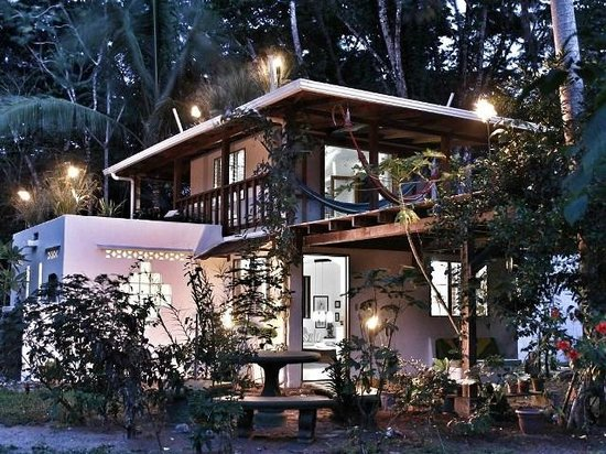 Osa Rainforest Rentals: Casa Oceanside, Playa Sombrero
