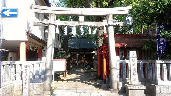 Abeno Seimei Shrine: 晴明神社