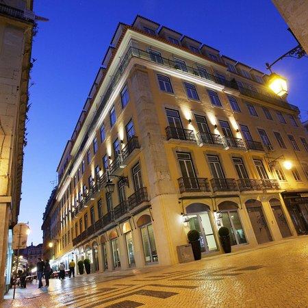 Hotel Santa Justa: exterior