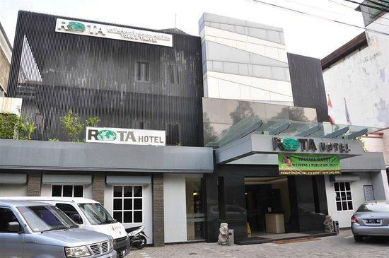 Rota International Hotel : Rota Hotel