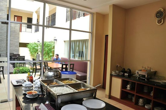 Rota International Hotel : Restaurant