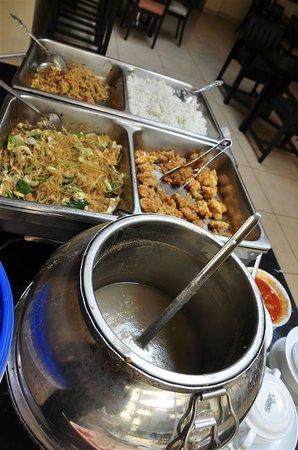 Rota International Hotel : buffet breakfast