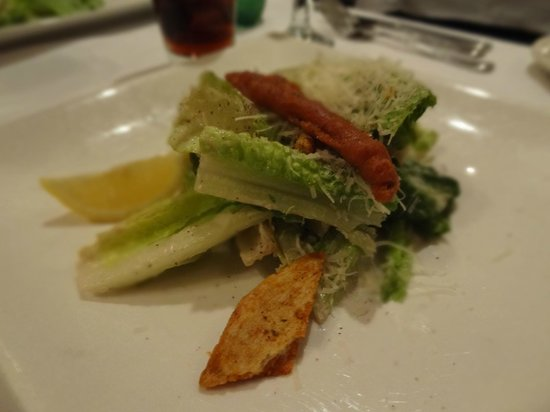 The Brooklyn Seafood Steak & Oyster House : caesar salad