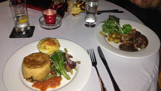Mews Cafe: Christmas dinner !
