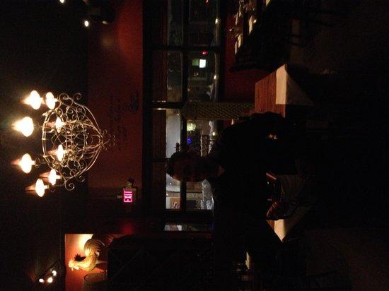 Tello Italian Bistro: Our awesome waiter, Jeremy