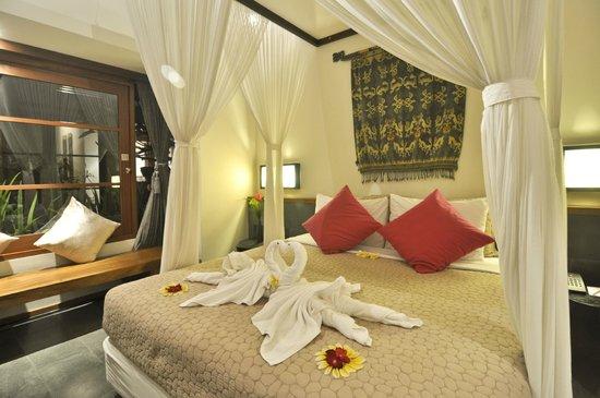Luwak Ubud Villas : Deluxe Suite