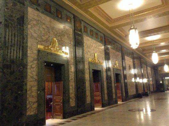 Supreme Court Building Inside