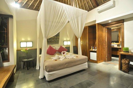 Luwak Ubud Villas: Deluxe Suite Room