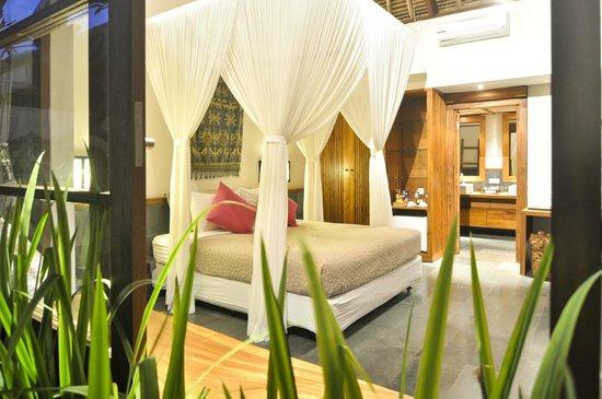 Luwak Ubud Villas: Deluxe Suite