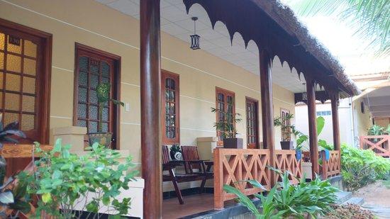 Thai Hoa Resort: Бунгало