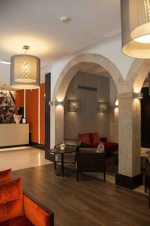 Hotel Santa Justa : Lobby