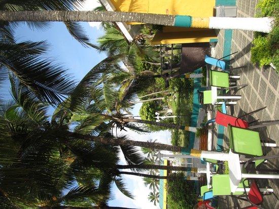 Sol Caribe Campo: Restaurantes