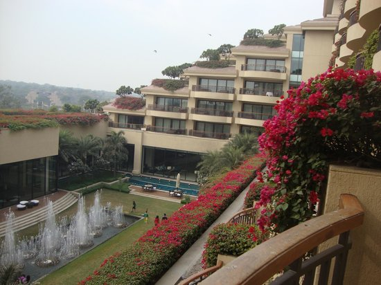 Vivanta by Taj, Surajkund : View from the room