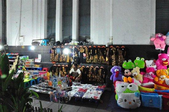 Jakarta Old Town : Night Market