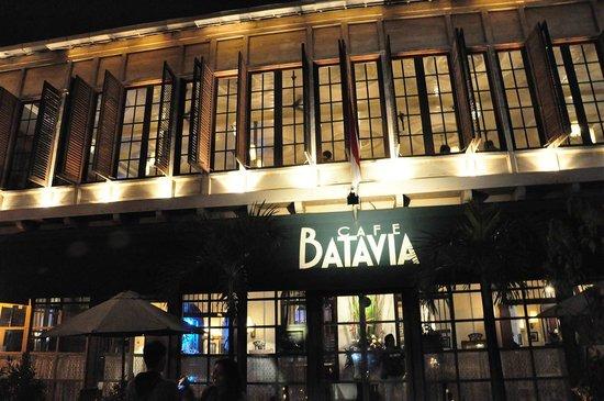 Jakarta Old Town : Cafe Batavia
