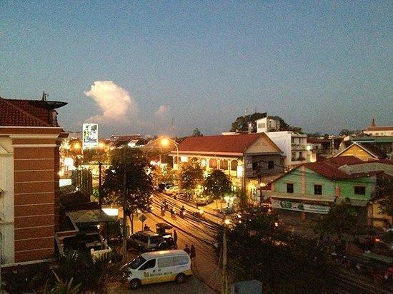 OneStop Hostel Siem Reap: View