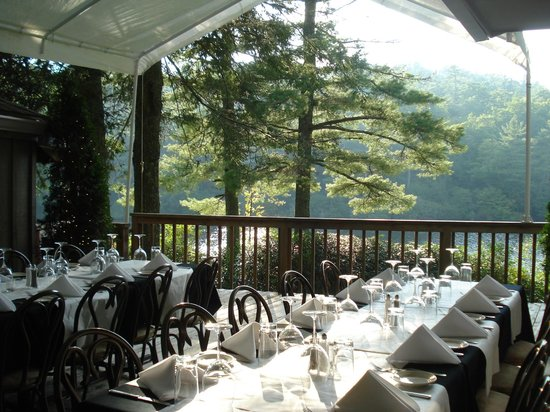 On the Veranda Restaurant: The Patio