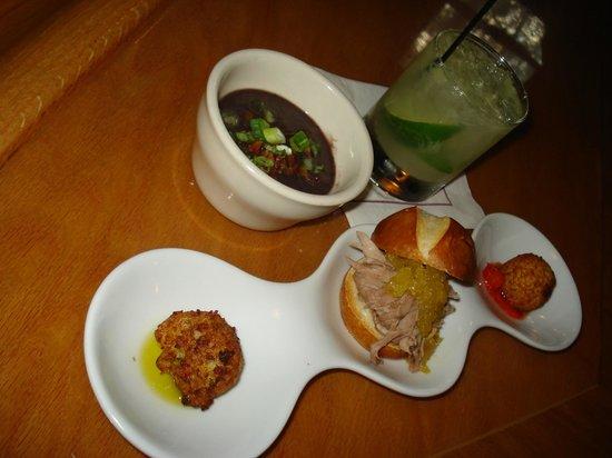 On the Veranda Restaurant: Special Brazilian Meal