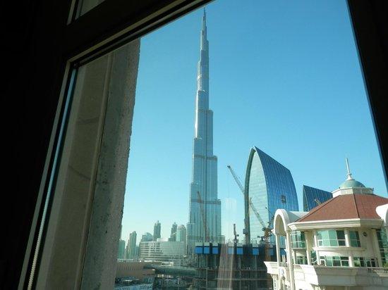 Roda Al Murooj: Room with a view - 921