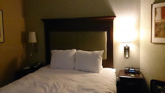 Broadway at Times Square Hotel: Queen bed