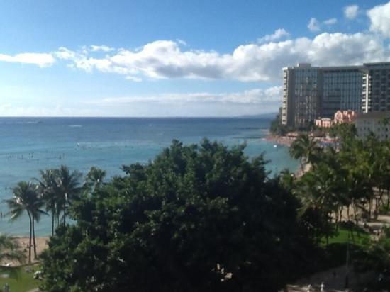Aston Waikiki Circle Hotel : best views in Waikiki