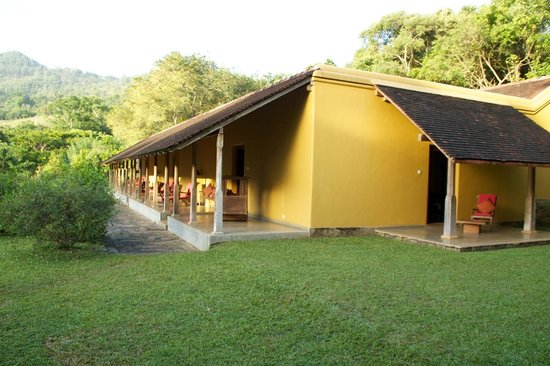 Living Heritage Koslanda: Private 'Sit-out'