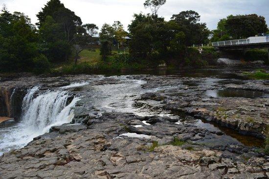 Haruru Falls : Nice place