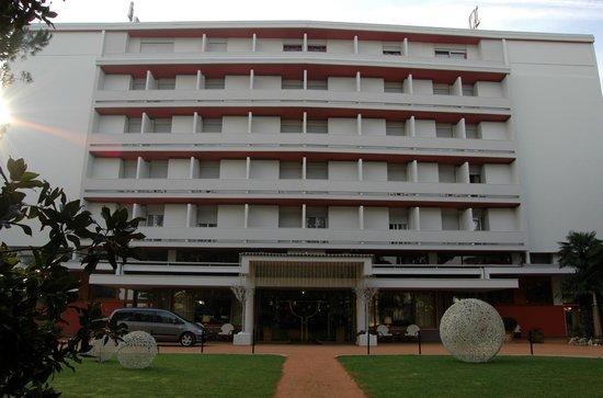 Wellness Hotel Terme delle Nazioni : hotel entrata