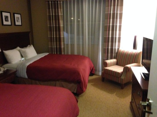 Country Inn & Suites By Carlson, Houston Intercontinental Airport East : Comfy Beds