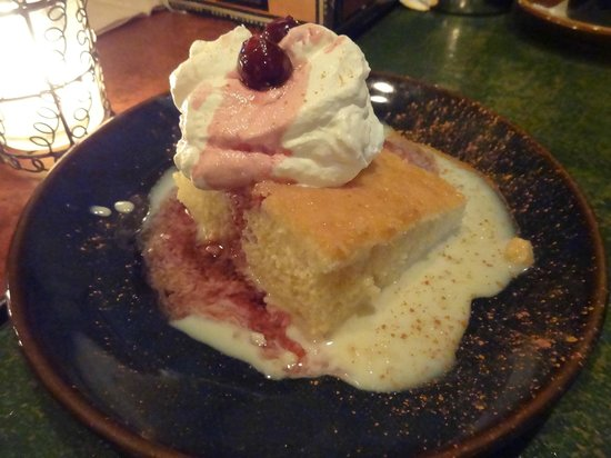 The Innkeeper: bread pudding
