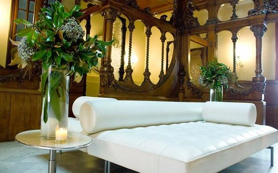 El Palauet Living Barcelona: Foyer