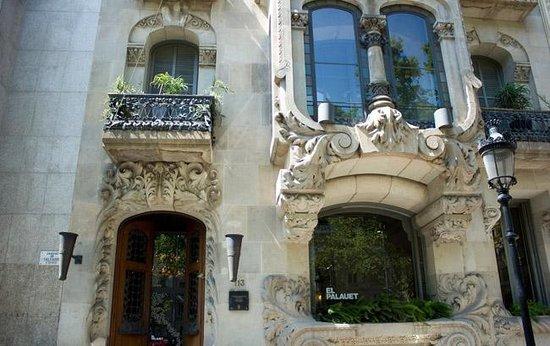 El Palauet Living Barcelona : Outside