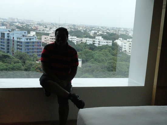 Hyatt Regency Chennai: Inside the room