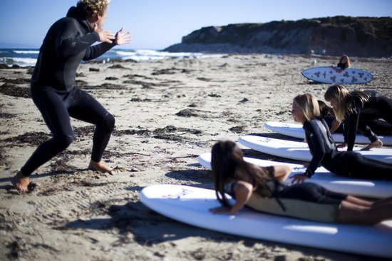 iSurf - Santa Barbara Surf Lessons