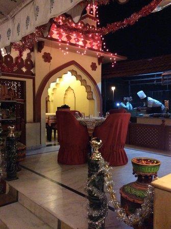 Umaid Bhawan Heritage House Hotel: Foyer
