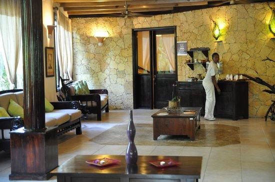 Dreams Palm Beach Punta Cana: The spa