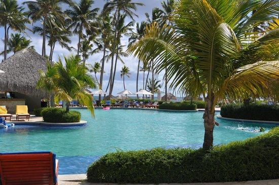 Dreams Palm Beach Punta Cana: Main pool