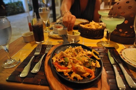 Dreams Palm Beach Punta Cana: Mexican is our favourite when we go!