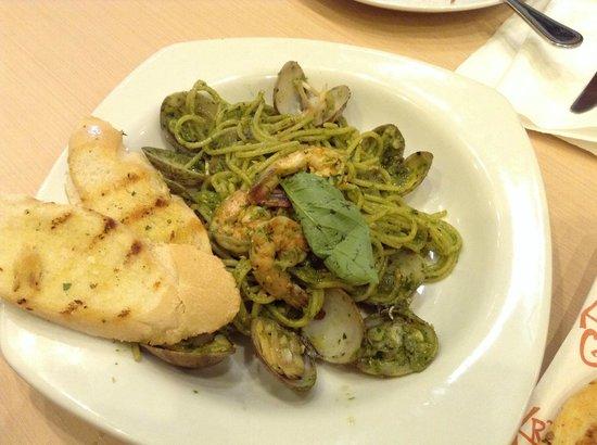 Krazy Garlik: Promenade Greenhills
