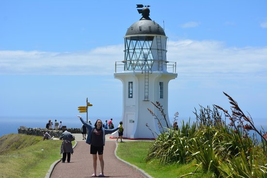 Explore - Dune Rider Cape Reinga: The lighthouse