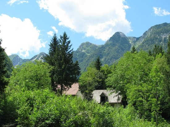 Soca Valley: Soca area
