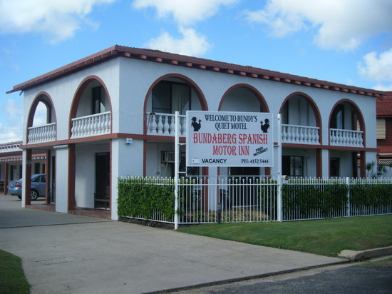 Bundaberg Spanish Motor Inn: BUNDY's QUIET MOTEL THE SPANISH